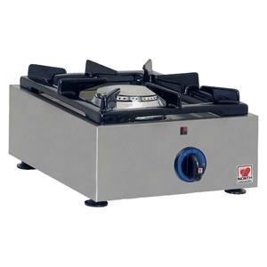 Masina de gatit cu gaz, 1 arzator 8,2kW 4138001 Horeca