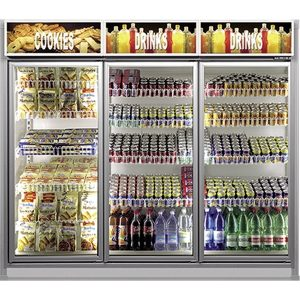Special Construction refrigeration and freezer room