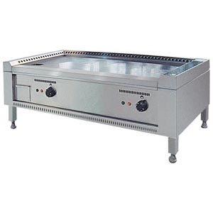 Teppanyaki grills