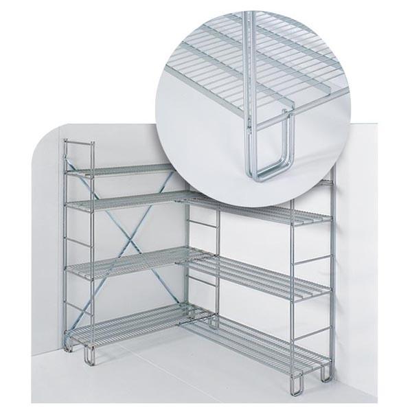 Rafturi pentru camere frigorifice