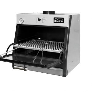 Charcoal Grill Oven